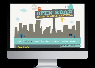Open Road Festival
