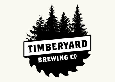 Timberyard Brewing Co. – Logo Design
