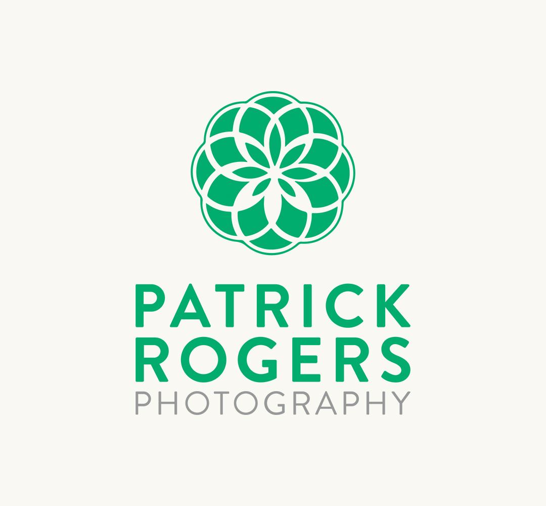Patrick Rogers Photography Logo